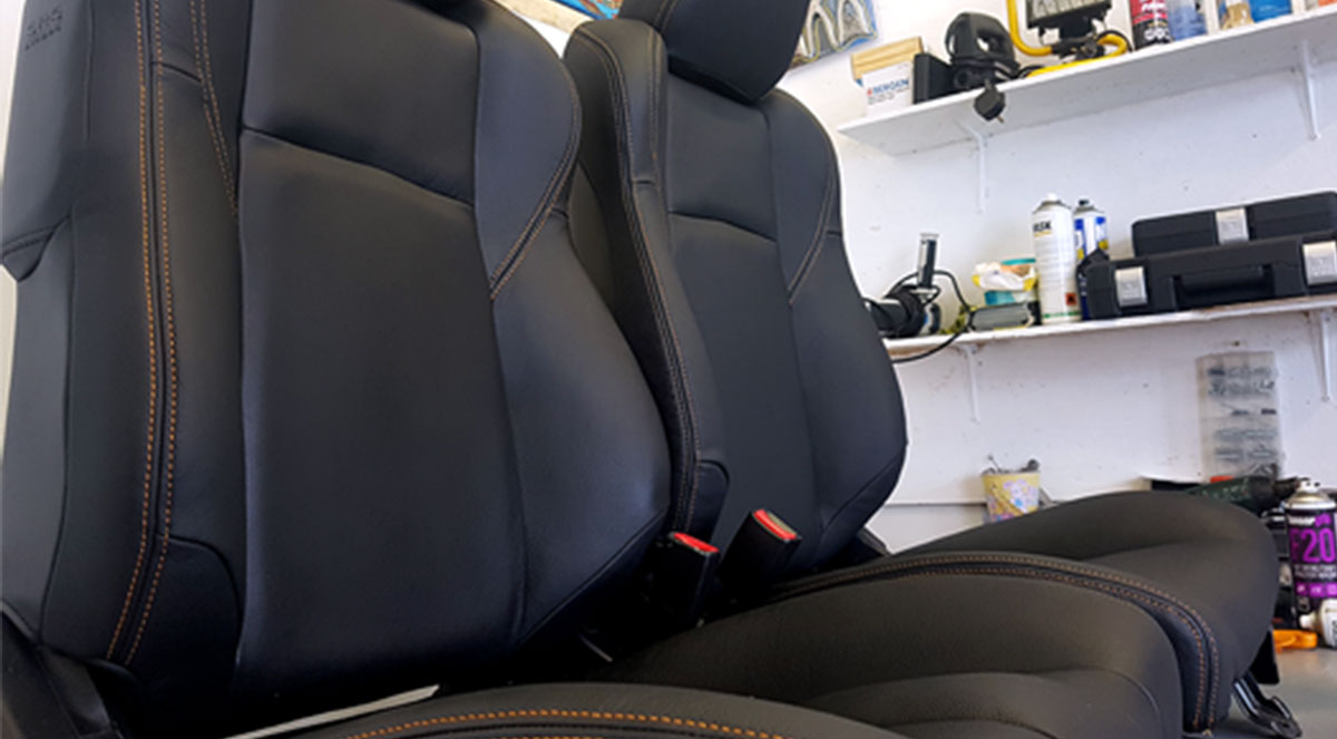 Vehicle Upholstery Repair Car Interior Repairs West Lothian
