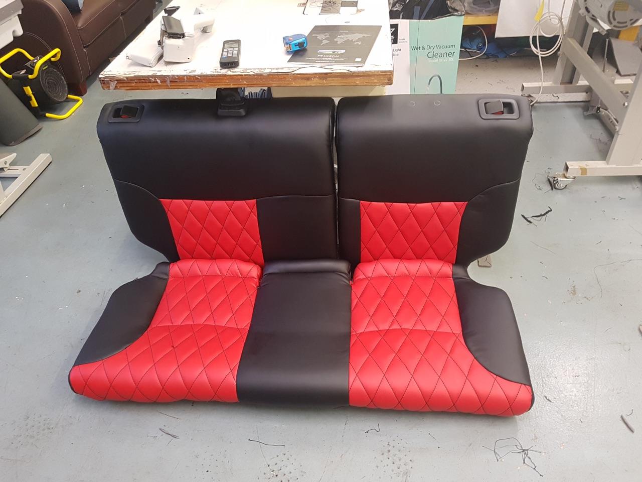 Honda Civic Upholstery