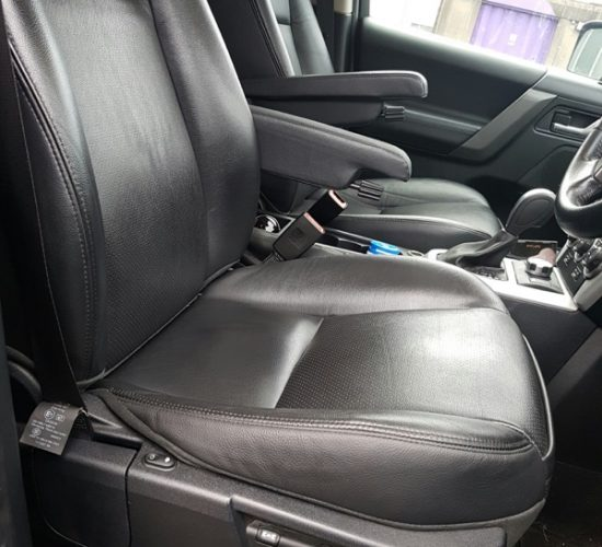 Land Rover Discovery Upholstery