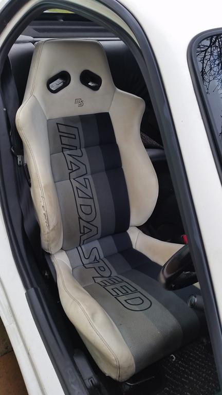 Mazda RX7 Upholstery