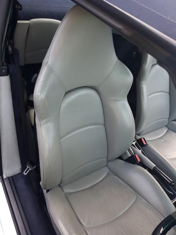 Porsche 911 Upholstery