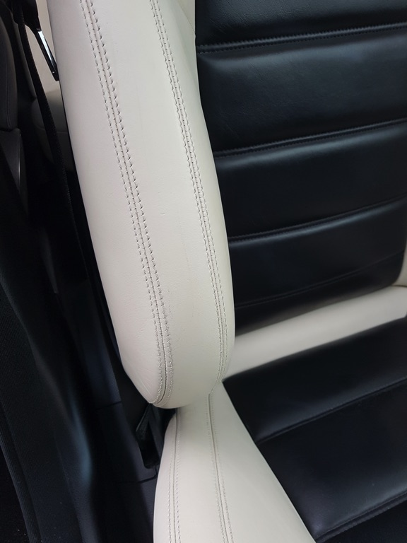 Leather Car Seat Repair