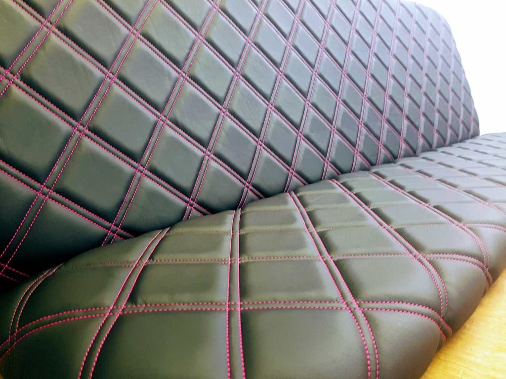 Restaurant Seating Upholstery