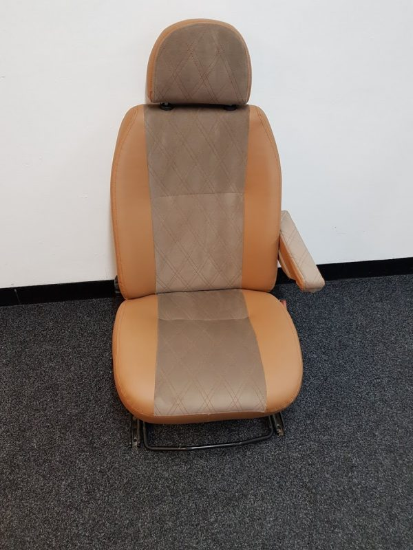 ford transit leather seats