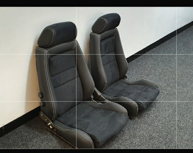 defender leather recar seats