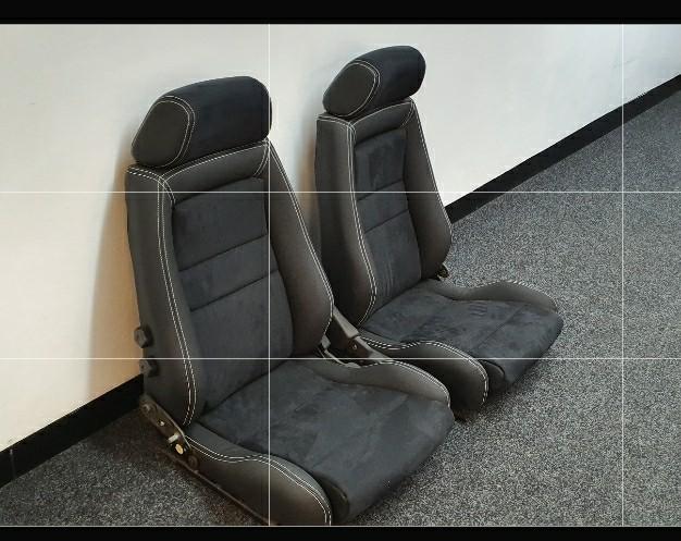 defender leather recar seats